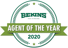 Bekins Agent of the Month